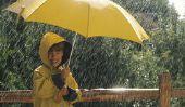 Quelle quantité de pluie signifie la hauteur de millimètre?