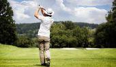 Une bonne poignée de golf - afin de profiter de celui-ci