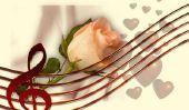 Musique pour la cérémonie de mariage - idées pour des chansons romantiques pour la collecte
