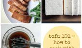 Cuisson 101: Comment faire cuire avec du tofu!