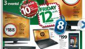 Walmart Black Friday 2011: voir l'annonce