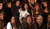 Poule de Kim Kardashian à Paris