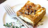 Fromage à la citrouille, doux Casserole de pommes de terre, doux Potato Pie ... et plus Sweet Treats Thanksgiving
