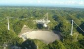 L'Observatoire Arecibo du projet SETI