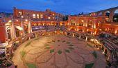 Quinta Real - Hôtel dans une ancienne arène à Zacatecas, au Mexique