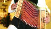 Chanteurs russes - de sorte que vous pouvez habiller comme musiciens folkloriques russes