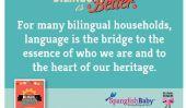Des études montrent que Brains bilingues sont plus nettes