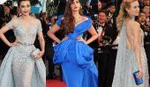 Top 10 Actrices qui avait surpris sur le tapis rouge de Cannes 2015
