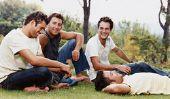 Sujets de parler avec un ami - de sorte que les hommes plis intimes conversations