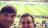 Coupe du Monde 2014: les joueuses célébrer après la victoire au championnat du monde avec ses garçons