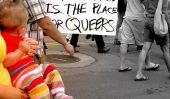 Temps Personne de l'année: le protestataire ... et leurs enfants?  (Images d'enfants lors de manifestations)