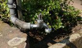 La pose de tuyaux d'eau - comment cela fonctionne: