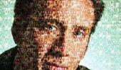 Ce gars veut faire un géant mosaïque Nic Cage de petits visages, de sorte que ce qui se passe