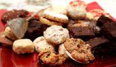 Spekulatius est un des aliments d'engraissement?  - Pour en savoir plus sur les pâtisseries et des alternatives saines