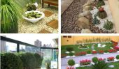 Garden Design Ideas avec des cailloux