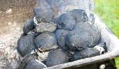 Minecraft: Où puis-je trouver le charbon?