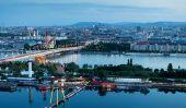 Qu'est-ce que Vienne est situé au dessus du niveau de la mer?