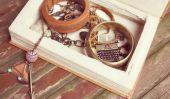 25 belles manières de bricolage pour stocker des bijoux