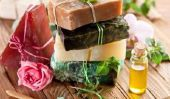 La fabrication du savon - gère donc un Rose Savon Miel