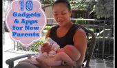 10 Gadgets et les applications pour les nouveaux parents