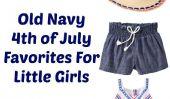 Old Navy du 4ème Favoris juillet pour les petites filles