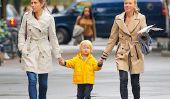 Naomi Watts et Liev Schreiber marche à New York et 5 Grands Manteaux d'automne (Photos)