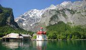 Où est la Koenigssee?  - En savoir plus sur Berchtesgaden