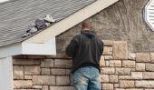 Façade de brique isolation - Ce que vous devriez considérer