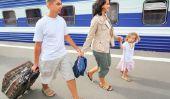 Utilisez famille train billet correctement - comment cela fonctionne: