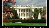 12 noms de bébé Inspiré par les présidents et leurs familles