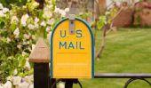 Envoi de colis et de lettres aux Etats-Unis