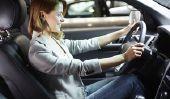 Comment conduire une voiture?  - Instructions