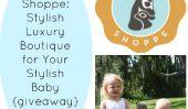 Fawn Shoppe: vêtements élégants pour votre bébé élégant (CONCOURS)