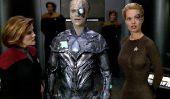 """Star Trek"" in Real Life: La maternité est Just Like ""Le Borg"""
