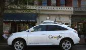 Voitures sans conducteur de Google: Plan pour lancer Voitures révolutionnaires pourraient être terminée d'ici 2017