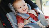 Q & A: Quel est le meilleur emplacement pour le siège d'auto de mon bébé?
