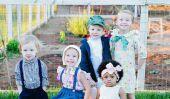 Ces Idées Outfit Pâques pour les tout-petits sont sérieusement Adorable