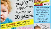 Le coût réel de la grossesse chez les adolescentes: Nouvelles annonces Warn enfants d'avoir des enfants au sujet des effets sur leur portefeuille (PHOTOS)