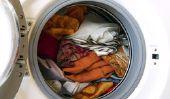 Nettoyer la pompe de vidange de la machine à laver