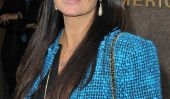 Real Housewives de Beverly Hills: Kyle Richards Belles in Blue (Photos)