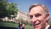 Bill Nye «The Science Guy» 2014: Le créationnisme est scientifique dit Hurting jeunes générations, explique Evolution Grâce Emojis [Visualisez]