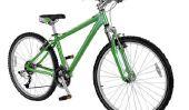 Réparation avec le stylo de peinture pour les dommages de vélos - comment cela fonctionne:
