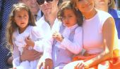 Jennifer Lopez fait une affaire de famille pour sa cérémonie de star de Hollywood (Photos)