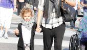 Trop Mignon!  Jessica Alba prend Big Sister Honor Sur un voyage de shopping (Photos)