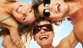 Pour trouver les meilleures lunettes de soleil pour votre type