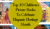 Top 10 des enfants d'Images Livres pour célébrer le Mois du patrimoine hispanique