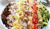 20 copieuses salades Assez pour le dîner de ce soir