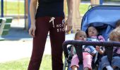 Nadya 'Octomom »Suleman: What A Tummy ressemble après 8 enfants!