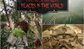 Les 10 Scariest endroits sur terre pour les aventuriers