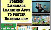 10 applications pour aider à enseigner votre enfant une langue étrangère